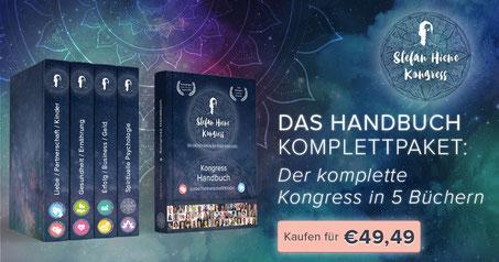 Anzeige für Handbuch vom Stefan Hiene Kongress