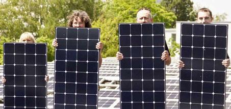 Solarpiraten Kernteam Bülach
