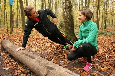 Dr. Matthias Marquardt - Trainingsbetreuung