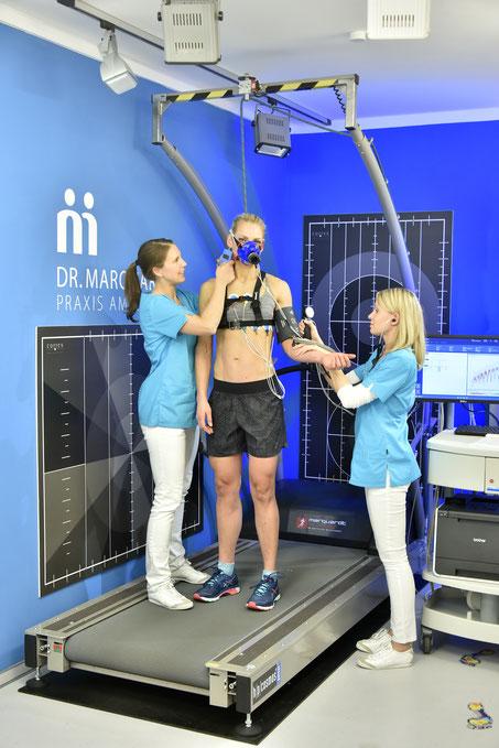 Dr. Matthias Marquardt - Spiroergometrie