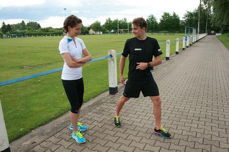 Dr. Matthias Marquardt - Lauftechnik-Training
