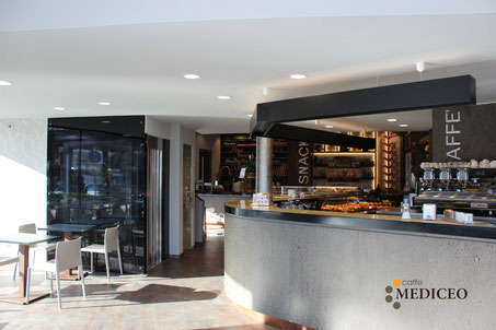 Interno Caffè Mediceo Borgo San Lorenzo