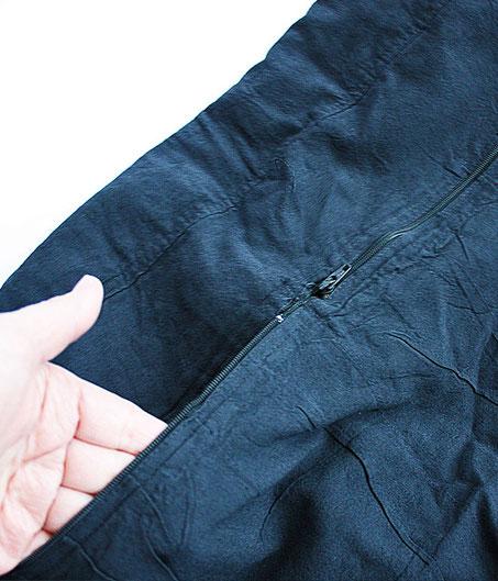 ヂェン先生の日常着 背負いリュック 内ポケット