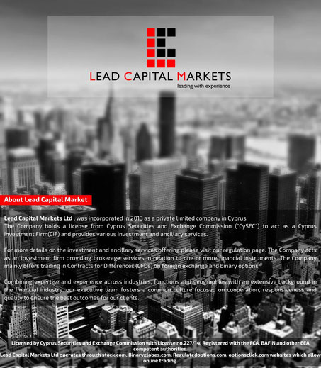lead capital markets optionsclick.com regulatedoptions.com stock.com