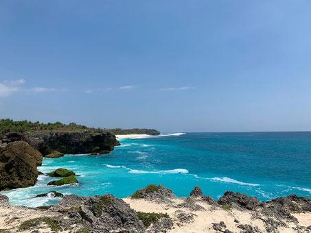 Mandorak-beach op Sumba