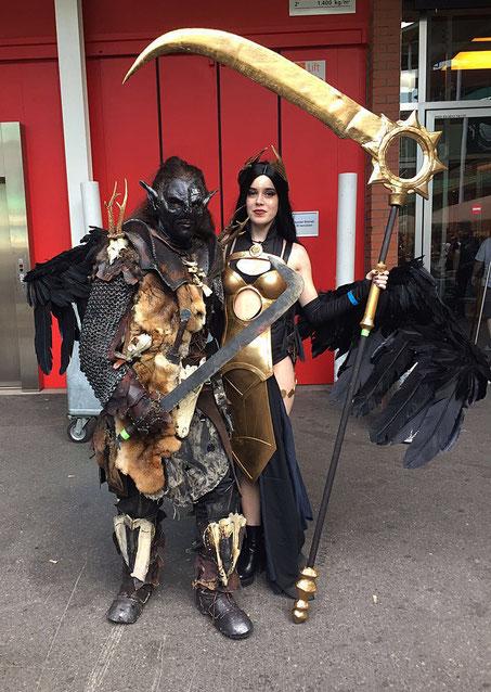 image: nina luca, fantasy basel 2016, fantasy basel, swiss cosplay, swiss cosplayer, schweizer cosplay, schweizer cosplayer, deathpact angel cosplay, faba 2016, amazing cosplay, best cosplays