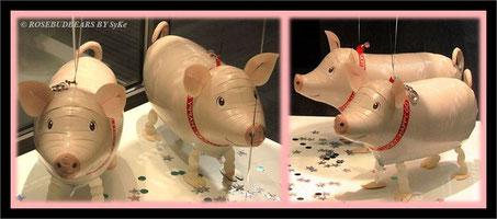 'Schwein haben' - Glücksbringer aus der hannoverschen Innenstadt