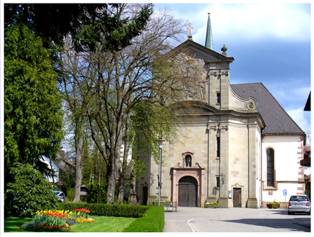 Kirche Maria Ketten