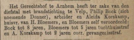 Provinciale Noordbrabantsche en 's Hertogenbossche courant 03-08-1878