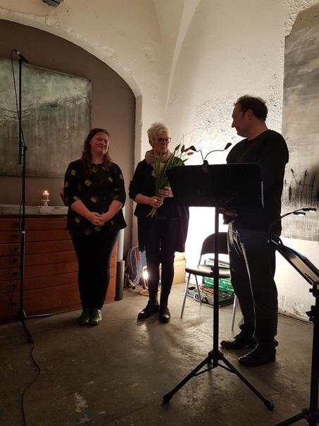 Marie Stachelhaus und Thorsten Töpp