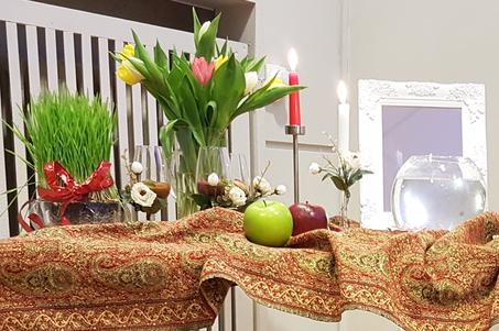 Offenes Forum - Heilig Geist, iranische Kultur
