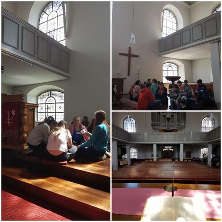 In der Heilig-Geist-Kirche Geldern