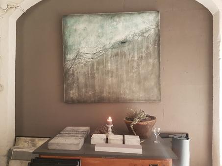 Kunstsalon Schloss Wissen - Atelier Bettina Hachmann