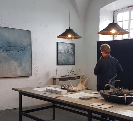 Kunstsalon im Atelier Bettina Hachmann