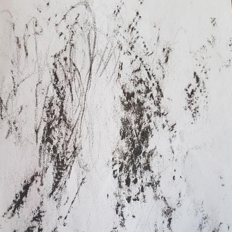 Kunst am Baum a lá Max Ernst