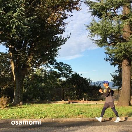 オサモミ整体院 ウォーキング 上下動 昭島