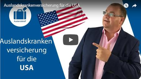 """Youtube Anzeige Video """"Auslandskrankenversicherung bei Krieg"""""""