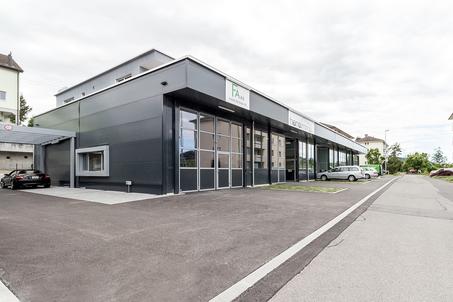 Starkl Vieli Architekten Neubau Wohn- und Gewerbegebäude Immensee