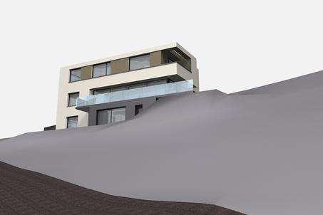 Starkl Vieli Architekten Einfamilienhaus Horw