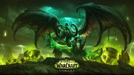 World of Warcraft disponible ici.