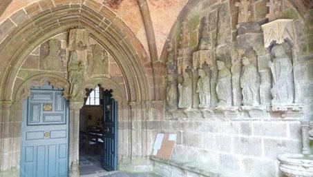La Martyre, église Saint Salomon