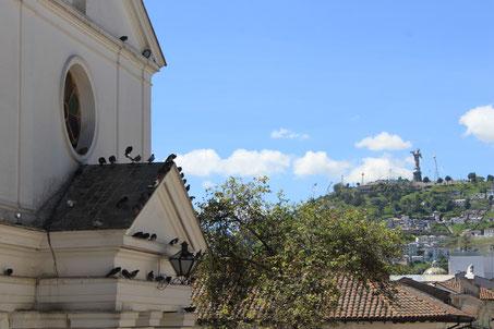 Eine geführte Stadtbesichtigung von Quitos historischer Altstadt ist ein Höhepunkt jeder Ecuador Reise