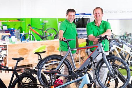 e-Bike Inspektikon bei den e-motion e-Bike Experten