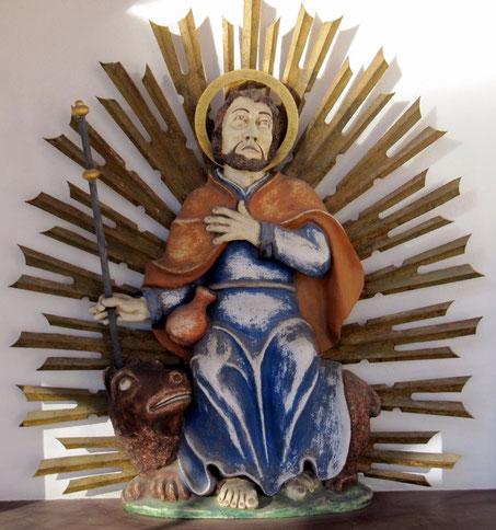 Romedius Figur von Franz Felderer