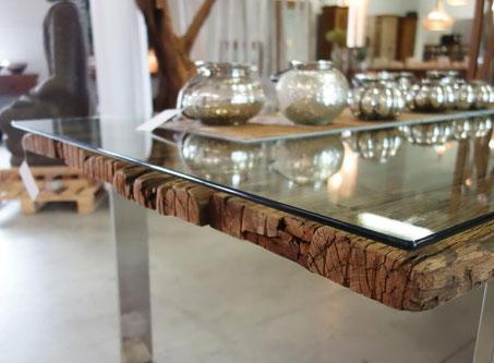 Glastischplatten mit Expresslieferung