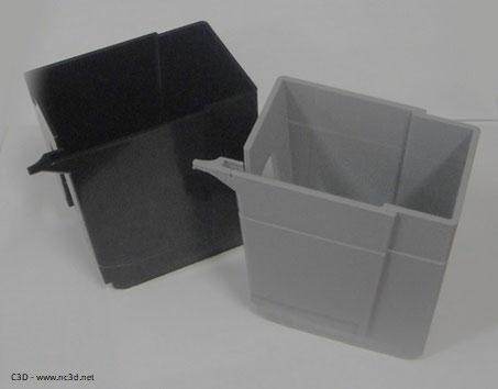 © C3D nc - Bac récupérateur des capsules usagées pour machine à café