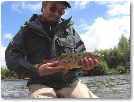 New Zealand Waikaia River Fly Fishing