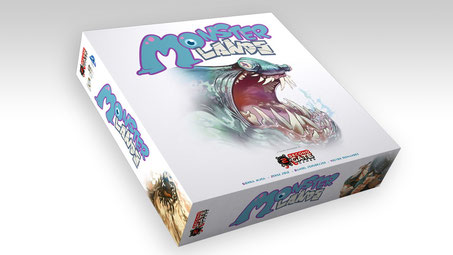 Brettspiel Rezension zu Monster Land von Second Gate Games