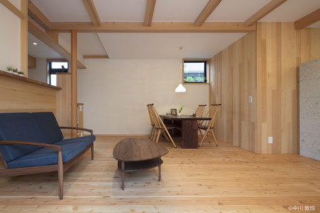 小平 国分寺 緑を楽しむ 居心地のよい 新築