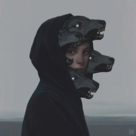 Artwork by Yuri Shwedoff
