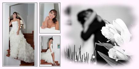 Foto Ghioni album impaginato wedding matrimonio