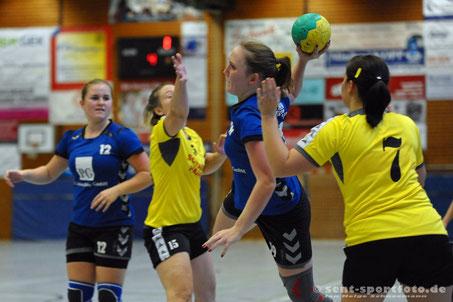 TV Jahn Duderstadt - Northeimer HC II (gelb)