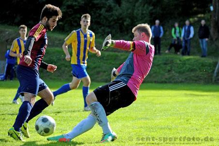 SG Pferdeberg (rot) vs VfL Oly. Duderstadt