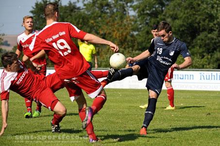 SV Bilshausen vs. Weser Gimte (rot)