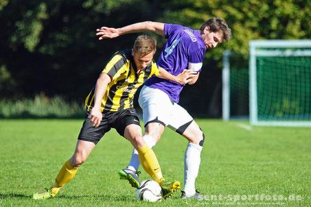 FC Höherberg vs SC Eichsfeld (lila)