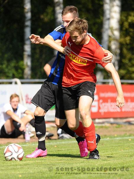 SV Rotenberg vs. SV Südharz-Waleknried (rot)