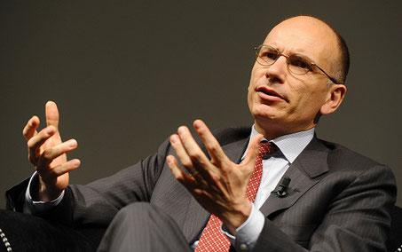 enrico letta contact intervenant politique economie