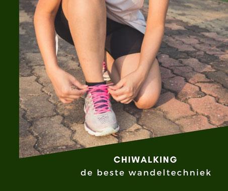 ChiWalking wandelingen in Almere