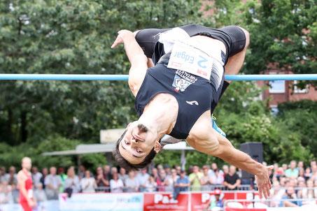 Edgar Rivera (Foto: Footcorner / Dirk Fußwinkel)