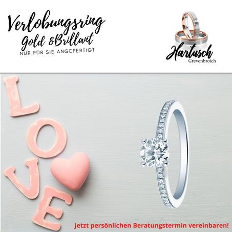 Verlobungsring Grevenbroich Jüchen Neuss Rommerskirchen