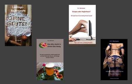 Blogger- und Buchhandels-Infos für Bücher von K.D. Michaelis