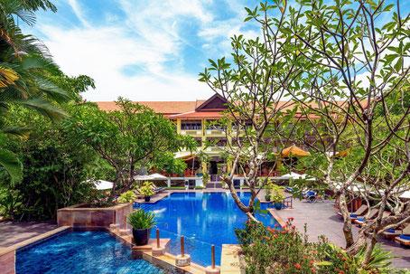 ヴィクトリアホテル|カンボジア旅行|オークンツアー|現地ツアー