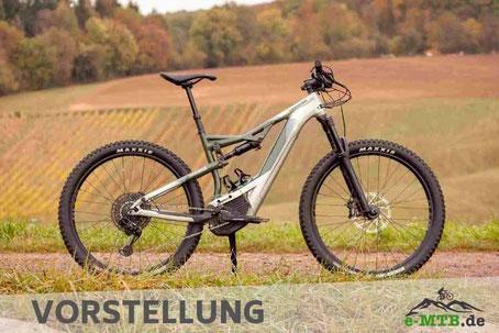 e-Mountainbike Vorstellung: Cannondale Moterra Neo 2019 mit Bosch Performance CX Antrieb.