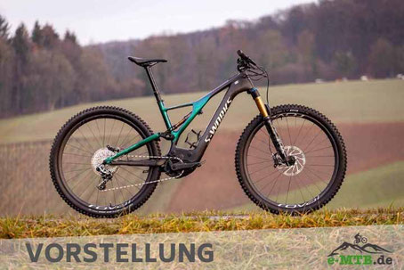 Das Specialized Turbo Levo FSR 2019 im Detail
