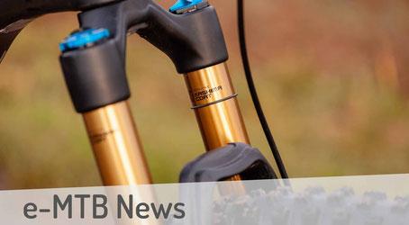 Aktuelle News und Neuigkeiten zu e-Mountainbikes 2020.