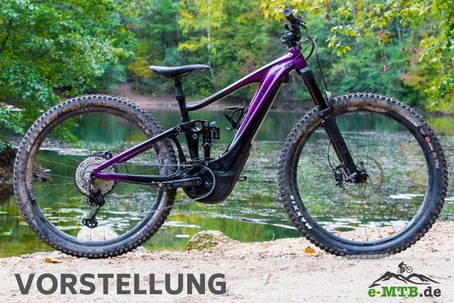 Bikevorstellung des Liv Intrigue X E+